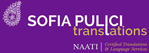 Sofia Pulici Translations